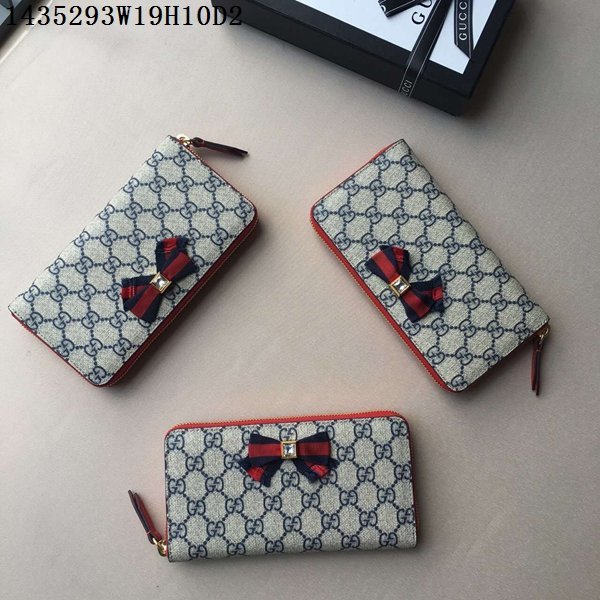 cheap Gucci Wallets wholesale SKU 35744