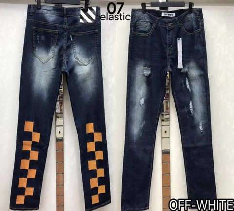 Cheap OFF WHITE Jeans wholesale No. 2