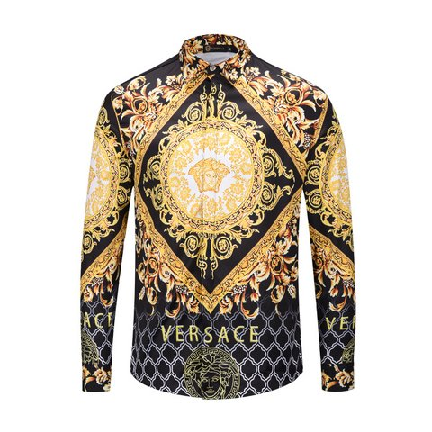 Cheap Versace shirts wholesale No. 662