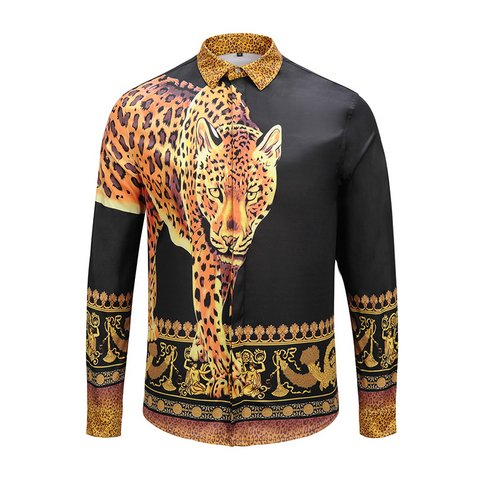 Cheap Versace shirts wholesale No. 667