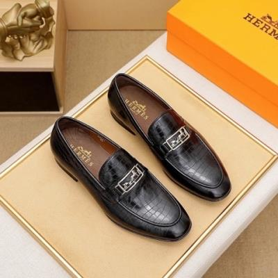 cheap quality Men's Hermes Shoes sku 187
