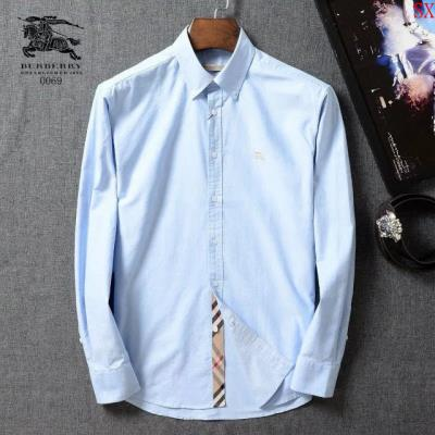 Cheap Burberry Men Shirts wholesale No. 1551