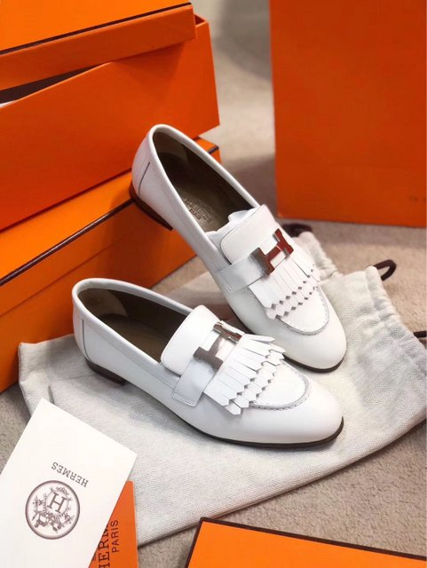Hermes Women's Shoes-32